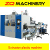 plastic pp extrusion blow moulding machine
