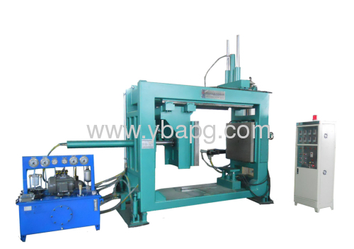 Epoxy-resin Automatic Pressure Gelation Hydraulic Moulding Machine