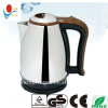 Promotional model stainless steel electric kettle 1.8L