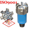 HJ 6 blades PDC diamond cutters drilling bits from China