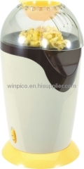 Popcorn Popper Machine 1200W, Hot air popcorn maker, home-use Popper