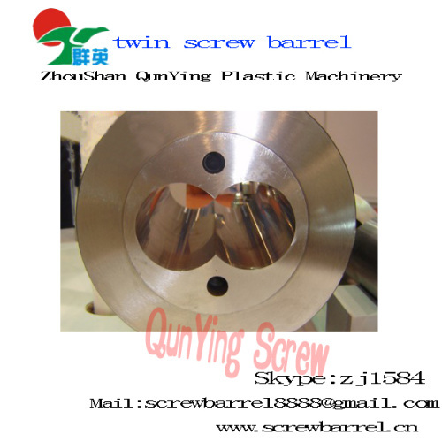 Screw barrel for Krauss maffei extruder machine