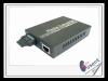 1000M Media Converter with Two Fiber Ports and Four UTP Ports