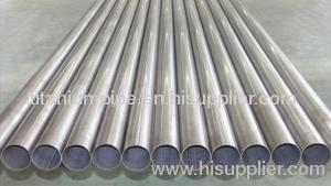 Seamless Stainless Steel Pipes and tubes