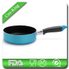 Aluminum non-stick induction deep fry pan