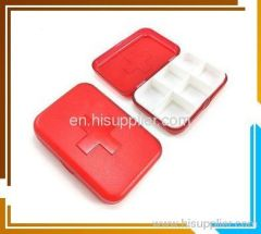 medicine box pill case Carrying the boxes