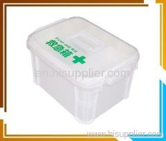 medicine box pill case Carrying the boxes medical emergency case
