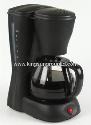 1.6L 12-15 cups /120V/230V~60Hz/50Hz 900W drip coffee maker made in China