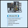 12,000ppm brackish water desalination system