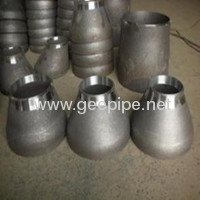 ASMEB 16.9 alloy steel forged steamless concentric reducer