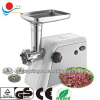electric meat grinder with stainless steel housing