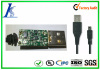 PCB Assembly for USB charge.pcb and pcba service.FR4 base