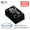 Mean Well 350mA DC-DC Constant Current LED driver Wide input voltage: 9 ~ 56VDC waterproof LED drivers LDD-350H