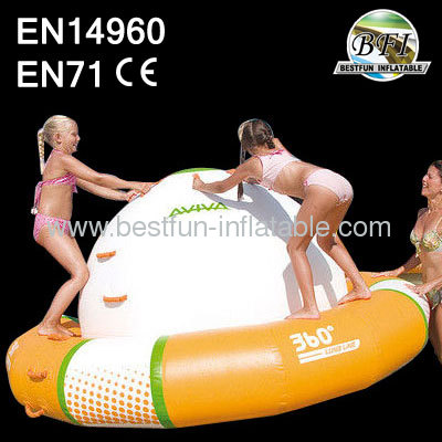 Inflatable Flipper Water Games