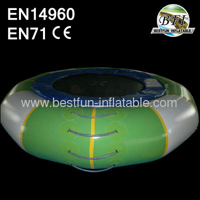 Water Trampoline Jumping Bed