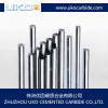 Solid tungsten carbide rod for end mill