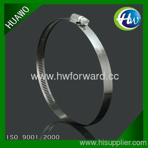 American Style Stainless Steel Hose Clamp