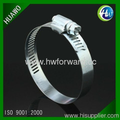 Galvanized Steel Pipe Tube Clamp