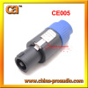 4 Pole Audio Cable Connector CE005
