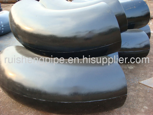 Large diameter carbon steel elbow with DN100 to DN2500.