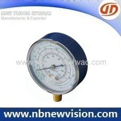 Pressure Gauge for Freon