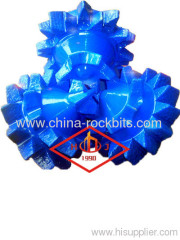 API 12 1/4'' IADC127 steel tooth drill bit/oil drilling bit