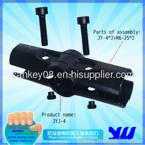Metal Pipe Connector for Pipe Rack System