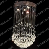 Chandelier lamp/ crystal chandelier/ K9 Crystal+stainless