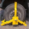 safety and heavy-duty truck wheel clamp