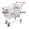 supermarket shopping cart /handcart trucks food cart go cart