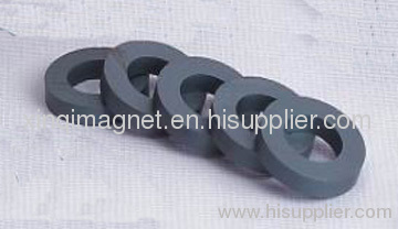 Ferrite ring shape magnet