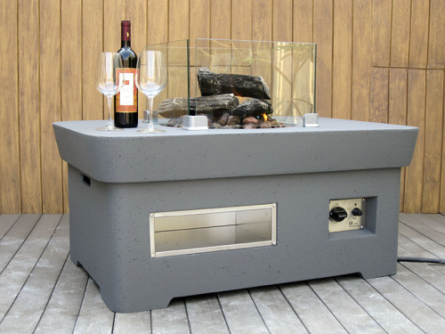 Gas Fire Pit Table (Art-6162)