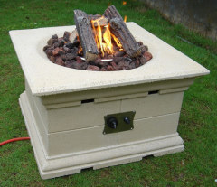 Gas Fire Pit Table (Art-6110)