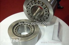 Single row full complement cylindrical roller bearing