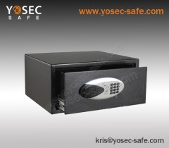 front opening drawer safe with electronic keypad safe lock