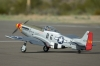 RC model aircraft P-51D