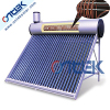 Pre-heated pressurized solar water heater;