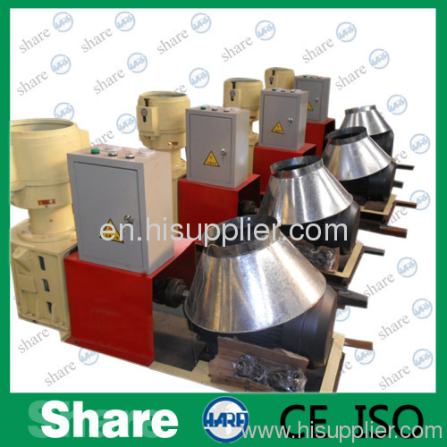 wood sawdust press machine