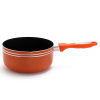 20CM Press Aluminum Non-Stick Sauce Pan