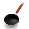 14CM Press Aluminum Non-Stick Sauce Pan
