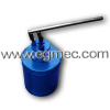 Low Pressure Hand Control Lubrication Grease Filler Pump