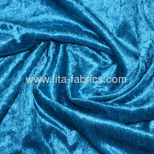 100% polyester Plain Dyed pleuche fabric