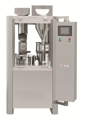 NJP-800C Automatic Hard Capsule Filling Machine