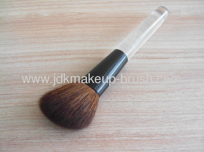 Angled Goat Hair Blush Makeup Brush