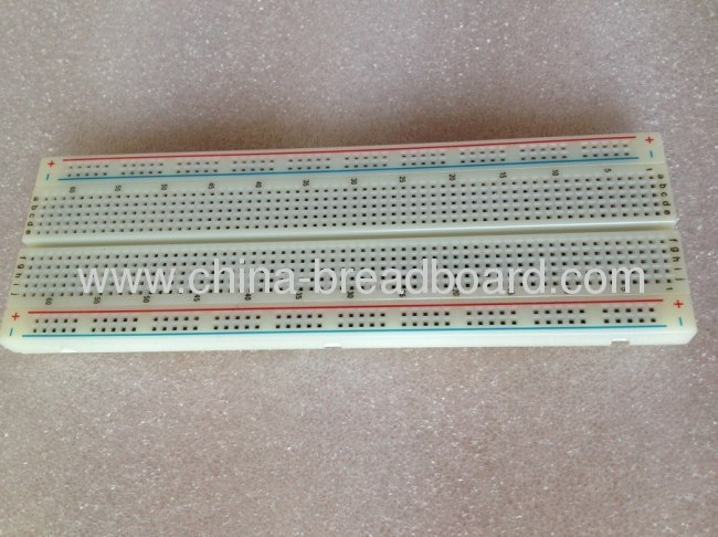 ZY-102 - - 830 points solderless breadboard