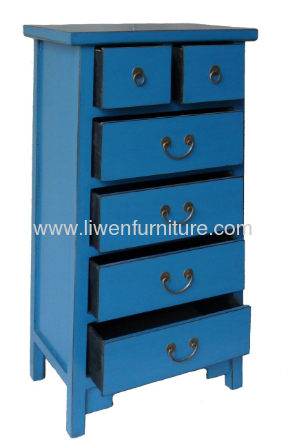 China antique chest 6 drawers