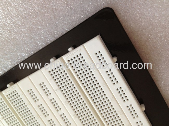 ZY-W204 - - 1680 points solderless breadboard