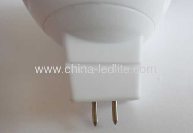 High Power 12VDC Mr16 LED Lamp Cup 1W with CE,RoHS,EMC