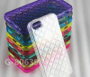 Simple Rhombus Style TPU Case for iPhone 5