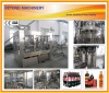 High Automatic Level Carbonated Soft Drink Filling Machine, 200ml to 2000ml